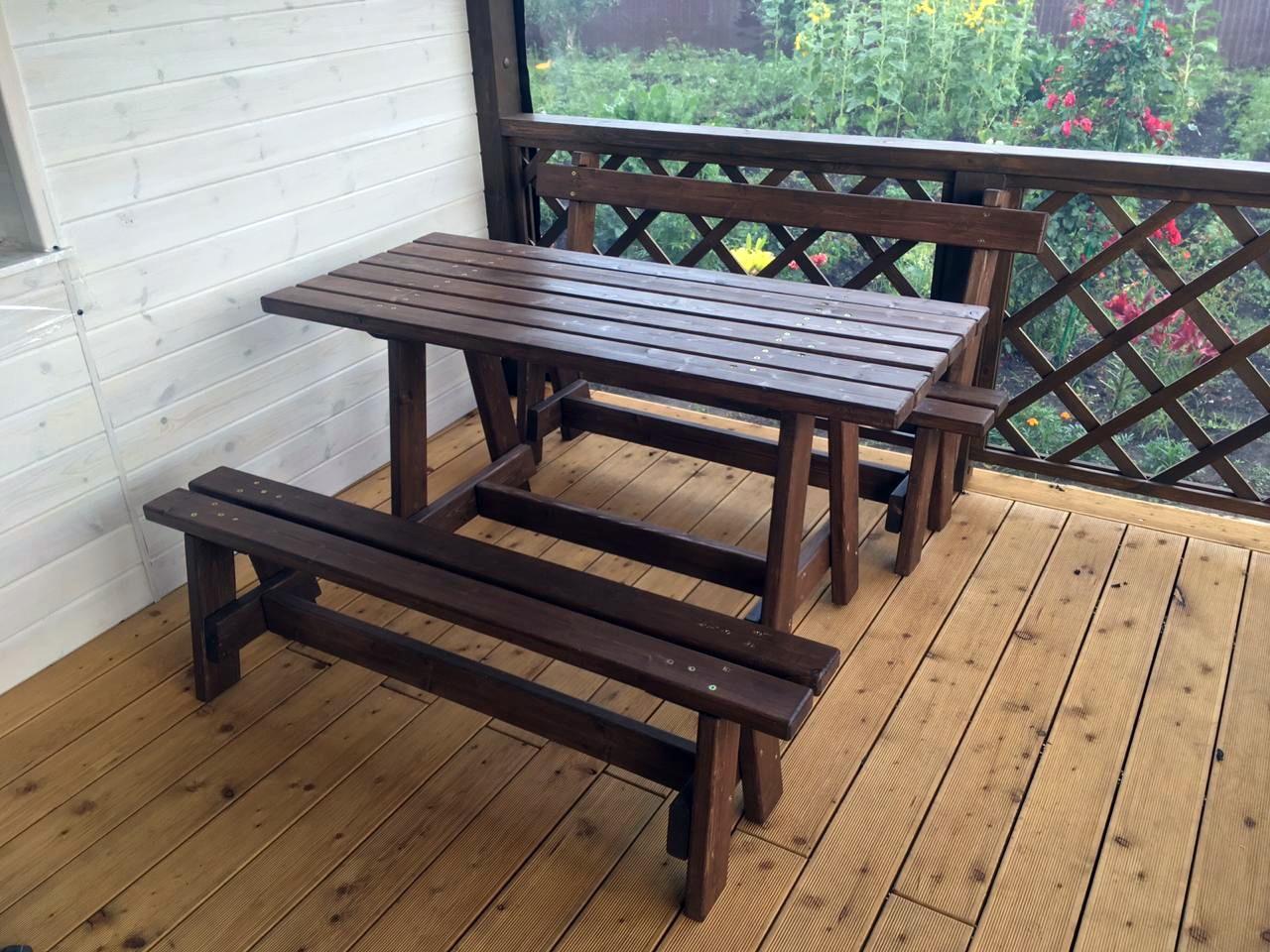 Садовая мебель 3